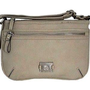 Style & Company Pastport X-Body Crossbody Handbag
